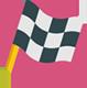 Lap Flag Icon