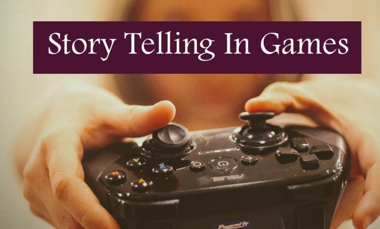 Story Telling In Games - Rubixq